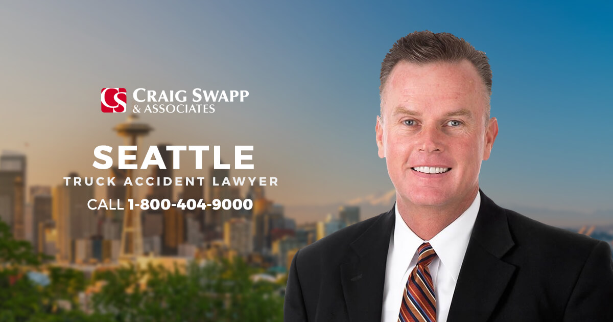 Seattle Truck Accident Lawyer