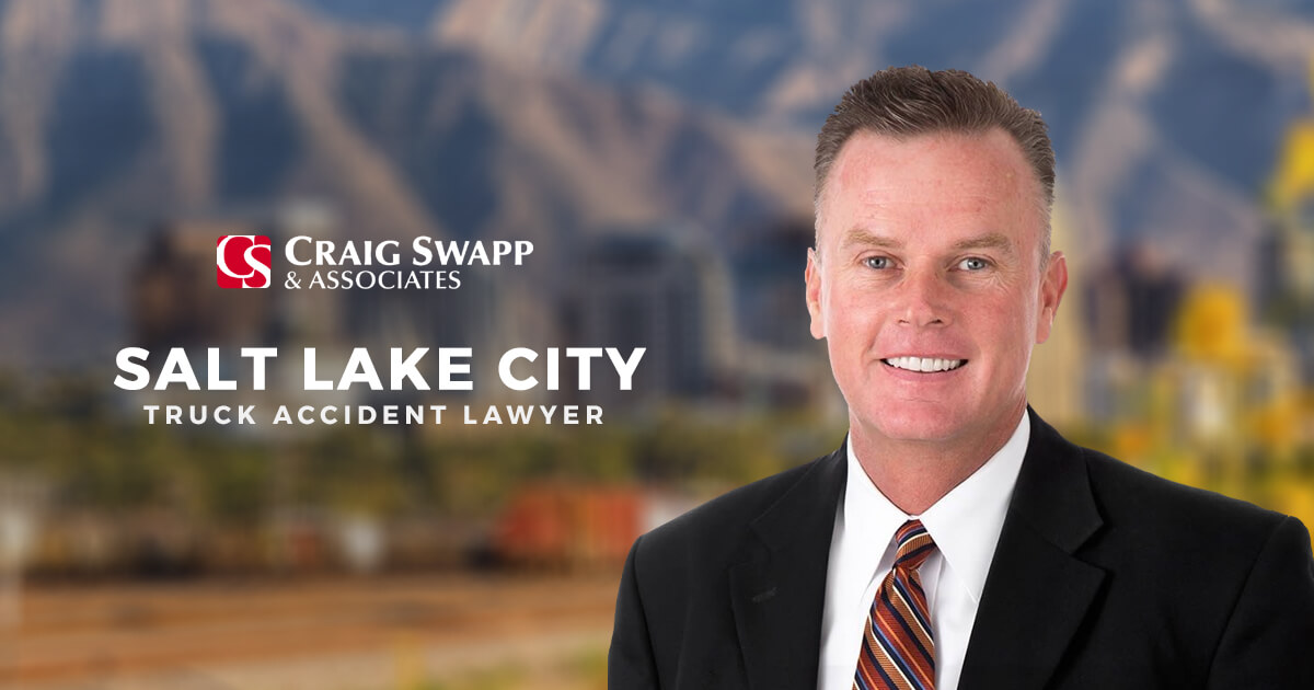Salt Lake City Truck Accident Lawyer
