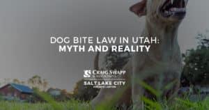 Dog Bite Law in Utah: Myth and Reality