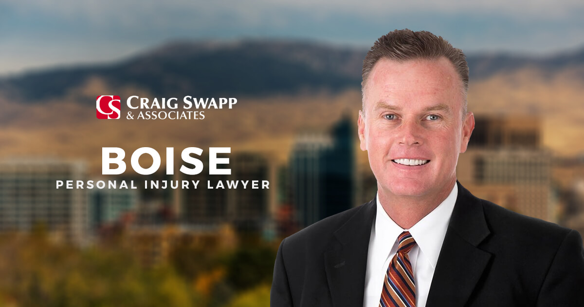 Boise Personal Injury Lawyer
