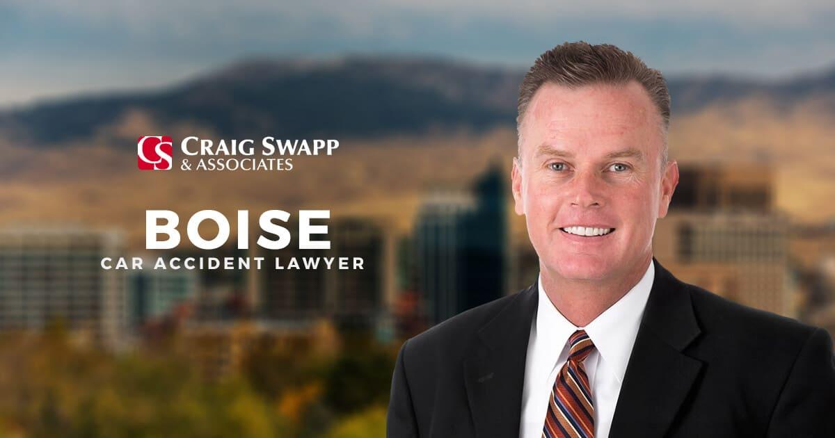 Boise Car Accident Lawyer