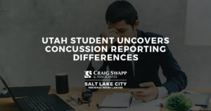 Utah Student Uncovers Concussion Reporting Differences